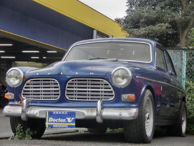 1970(S45)年 ボルボ アマゾン 右H クーペ 貴重な車です♪