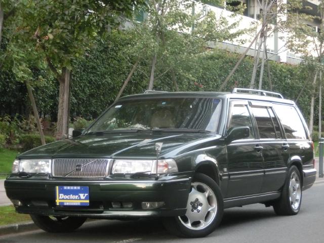 1998(H10)年 ボルボ V90 D車 右H 【クラシックエステート】タイベル交換済 電動サンルーフ付