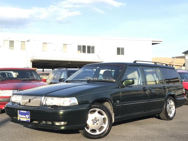 1998(H10)年 ボルボ V90 D車 右H 最終型クラシック 最上級グレード 当店買取車★