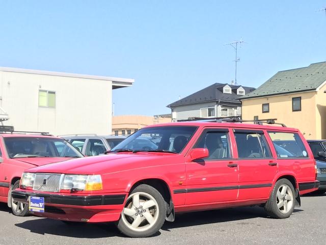 1997(H09)年 ボルボ 940 D車 右H クラシック 当店買取車 電動サンルーフ装備