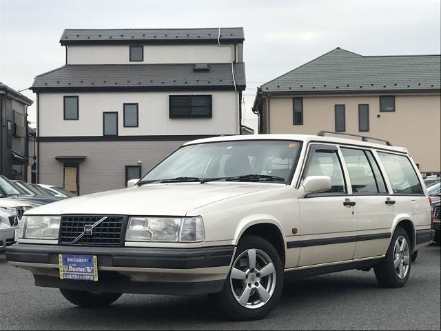 1994(H06)年 ボルボ 940 D車 右H ターボSE 社外16インチAW