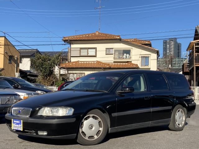 2004(H16)年 ボルボ V70Ⅱ D車 右H ベースグレード 当店買取車