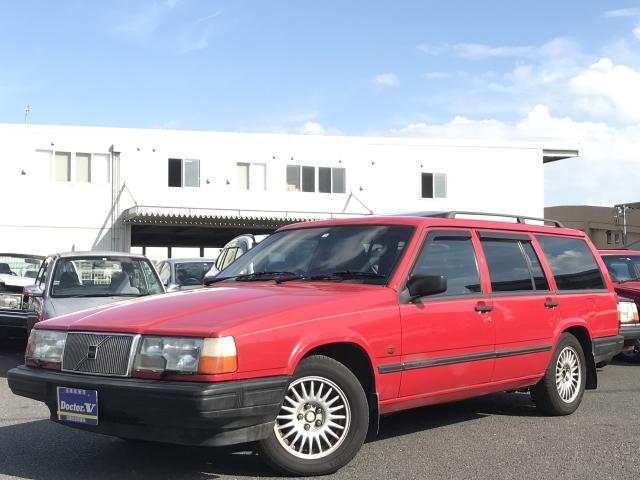 1996(H08)年 ボルボ 940 D車 右H クラシックエステート 当店買取優良車