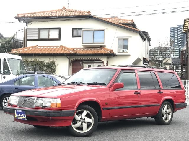 1997(H09)年 ボルボ 940 D車 右H クラシックエステート 当店買取優良車