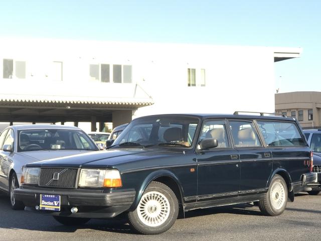 1992(H04)年 ボルボ 240ワゴン D車 右H クラシック 92年限定モデル 純正コロナホイール