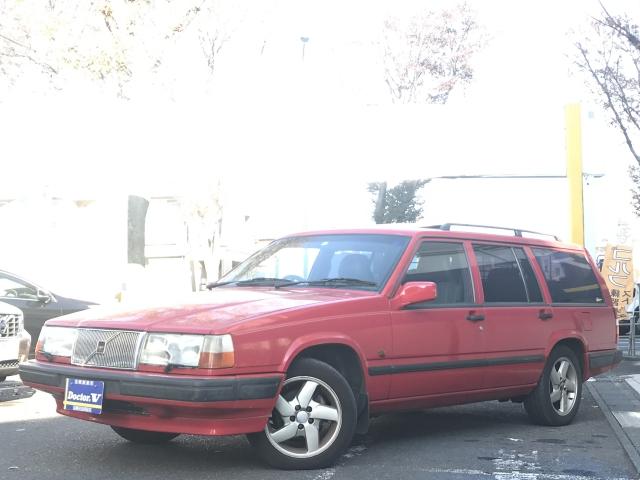 1997(H09)年 ボルボ 940 D車 右H クラシック 電動SR装備 Tベル交換済(H29)