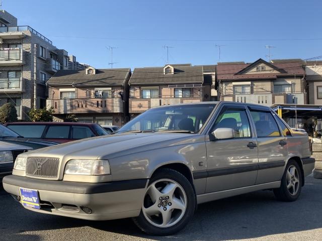 1995(H07)年 ボルボ 850セダン D車 右H T-5 225馬力 スポーツモデル 当店買取車