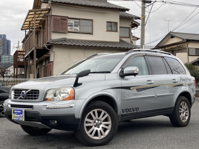 2008(H20)年 ボルボ XC90 D車 右H 3.2 SE AWD 当店買取車